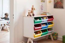 kids : room / Kinderzimmer ● playroom ● chambre d'enfant ● nursery / by reizenbee