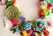 color : bariolé / kunterbunt ● multicolore ● colorful  / by reizenbee