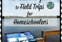 GHF FT: Field Trips & Travel Tips / Great links from Gifted Homeschoolers Forum on field trips and travel tips for families.