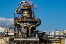 INDUSTRIAL / Industry, industrial, machinery, industrial landscapes