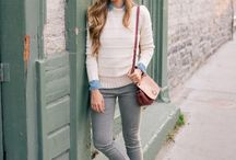 Fall Fashion / Fall outfits to cozy up in this season.