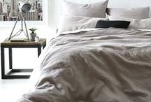 For The Love of Linen / Beautiful images of soft, luscious linen
