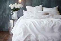 White Linen / Beautiful, bright, luscious, soft white linen
