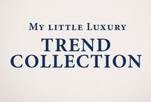 Trend Collection  | My Little Luxury /  Add little luxury touches to your daily life with the new Bucherer Trend collection.