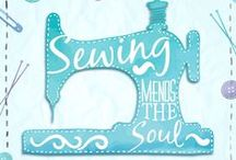 Crafty Quotes / Fun and Inspirational crafting quotes