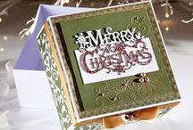 Traditional Christmas - Sara Signature / Inspiration using the Traditional Christmas collection from the Sara Signature collection from Sara Davies