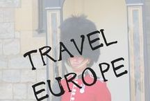 Travel | EUROPE / Hey there! Are you longing for that trip to Europe? Sweet! You're about to see top travel destinations in Europe, some of the smaller cities and villages of Europe that you should not miss as well as tips on how to navigate the major cities of Europe. #trips, #europe, #tripseurope