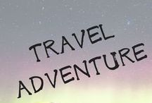 Travel | ADVENTURE / Hey there! If you're someone who looks for the adventure side with a splash of adrenaline when you travel, this board is for you. It is filled with some of the best adventure travel ideas, adventure travel inspiration, and guides on how to find unadvertised adventure travel opportunities within your destination. #trips, #adventure, #tripsadventure