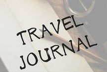 Travel | JOURNAL / Hey there! Are you looking to make sure your travel memories stay with you forever? Are you wanting to start a travel journal but don't know where to start? You're about to find guides, tips, inspiration, and tricks to starting your travel journal and making the most of it. #writing, #travelwriting, #tips