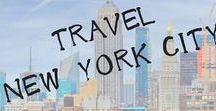 Travel | NEW YORK CITY / Planning a trip to the city that never sleeps? Check out my New York City board for planning inspiration and must-see spots. #newyorkcity, #trip, #guides