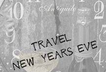 Travel | NEW YEARS EVE / Your guide on ideas and inspiration to ring in the New Year with gusto.