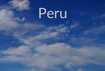 Peru / Reisetipps für Peru