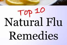 Cold and Flu Home Remedies / Boost your immune system and fight that cold, with these awesome tips.