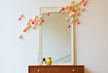 IDEAS / for my office/dressing room / by Sweet Thing | Jessie Webster