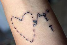 Tattoos I adore / Tattoos I adore