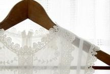 Lace Inspirations / My lace inspirations for sketching and design ... Boleros, accessories and wedding gowns.