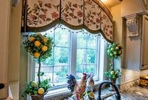 """Drapes - Window Treatments ✄✄✄✄ / It's said that the eyes are windows to the soul. At Curtain Call Creations we believe windows are the soul of a room. Whether for home or business we will collaborate with you to create your ideal window treatment based on your space and individual sense of design. Our goal is your satisfaction. Set up a consolation without any further obligation today. Check out our wide selection of top brands and let Curtain Call Creations """"shed a light light on your style."""" CurtainCallCreations.com  / by Candy Kloster / Curtain Call Creations"""