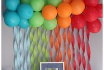 Party Ideas / by Kate Lauderdale