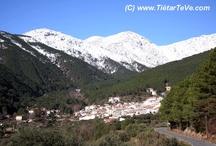 Guisando - Valle del Tiétar - Ávila / Guisando.
