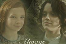 """Always""  / I LOVE HARRY JAMES POTTER! :) / by Hannah McWhorter"
