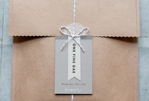 Packaging / ideas for jewelry packaging and for other items too  / by Molly McMillin