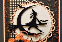 Cards - Thanksgiving & Halloween