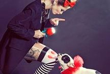 1960's // 1920's // Circus // Hippie / by Amy V
