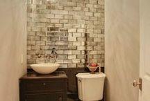 bathroom / by Kate Lauderdale