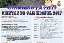 Eventos del Valle del Tiétar y Gredos / Todo tipo de eventos que se realizan en el Valle del Tiétar, al Sur de la Sierra de Gredos, en la provincia de Ávila.