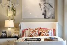 Bedrooms / by Tami Mahan