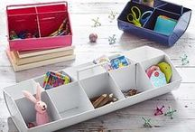 Crafts: Storage / Storage solutions for all that crafty goodness..