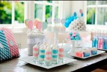 Gender Reveal Baby Shower / by Cherry Blossom Charm