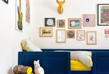 Boy Stuff / A collection of little boy stuff. Toys, gadgets. clothes and spaces to play