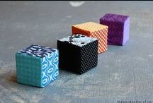 Scrap Fabric Projects / Easy sewing projects for your scrap fabric.