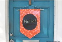 DIY: Decor / Home decor tutorials, projects and inspiration.