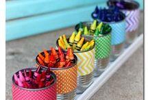 Stuff For School / DIY.. Make and buy cool, fun stuff for school. All ages. Kindergarten thru College.