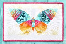 Paper Piecing / Inspiration, tutorials and awesome images