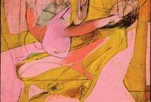 Modern Art Color / Color Inspiration from Modern Art