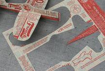 Branding, portfolios and business cards