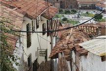 Cusco / Cusco - komm´doch mit und lass´dir die ehemalige Inka-Hauptstadt zeigen.
