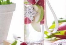 Infused Water / Wir haben für dich gesammelt. Inspirationen rund um Wasser mit Geschmack, Infused Water, aromatisiertes Wasser.