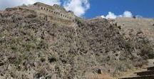 Ollantaytambo / Die Festung Ollantaytambo ist die schönste Stätte im Heiligen Tal der Inka bei Cusco auf dem Weg nach Machu Picchu.