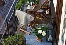 Balcones y terrazas / todo tipo de soluciones para aprovechar la terraza de tu casa