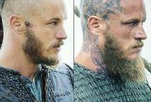 Vikings TV series.