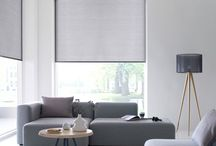 Roller Shades / Roller shades give you a clean modern look with easy operation.