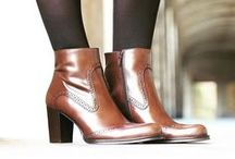 Boots & Bottines Muratti Paris / Muratti vous dévoile ses collections de boots et bottines en cuir. #boots #lowboots #bottines