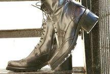 Bottillons Muratti Paris / Des boots et bottines avec lacets, vous allez craquer pour la sélection de botillons Muratti ! #botillon #style #mode