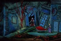 Horror scenography / scenography