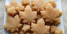 Real Maple Treats / Sweet treats that involve/revolve around maple products.