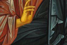 look@ for byz-art by Anda Tzara / Byzantine iconography by Anda Tzara   facebook.com/ Tonikartstudio